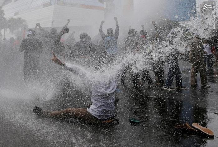 برخورد پلیس اندونزی با تجمع در پاپوا برای درخواست خودمختاری