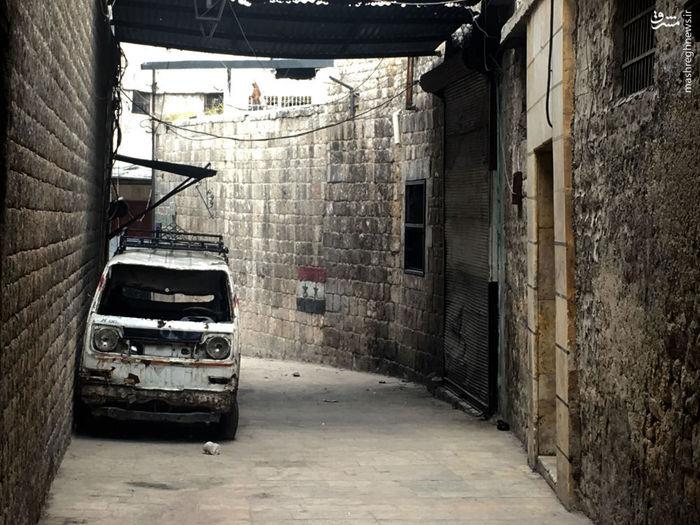 عکس حلب قبل از جنگ, عکس حلب بعد از جنگ , عکس حلب قبل و بعد از جنگ , تصاویر حلب