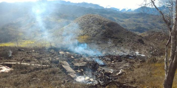 جزئیات حادثه سقوط هواپیمای نیروی هوایی اندونزی و تعداد کشته ها