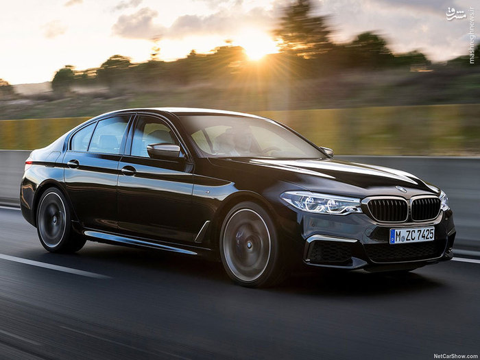 شاهکار جدید بی ام و BMW M550i xDrive