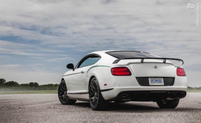 مدل GT3-R خوفناک ترین مدل بنتلی