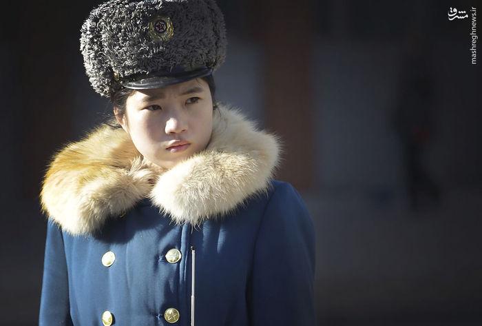 عکس/ حال و هوای سال نو در کره شمالی