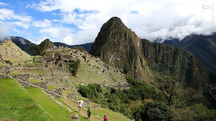 ماچو پیچو شهر گمشدهی مشهور اینکاها