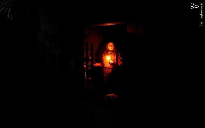 قطع برق سراسری در نوار غزه