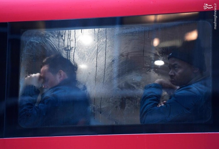معطلی مسافرانِ درونشهری لندن بر اثر اعتصاب کارکنان دو اتحادیه از شرکتهای اتوبوسرانی همزمان با تشدید سیاستهای تعدیل نیرو