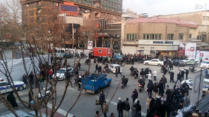 بازگشایی خیابان جمهوری تا چهارراه استانبول