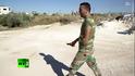 بازگشت سرباز سوری به زندگی با پراید +عکس