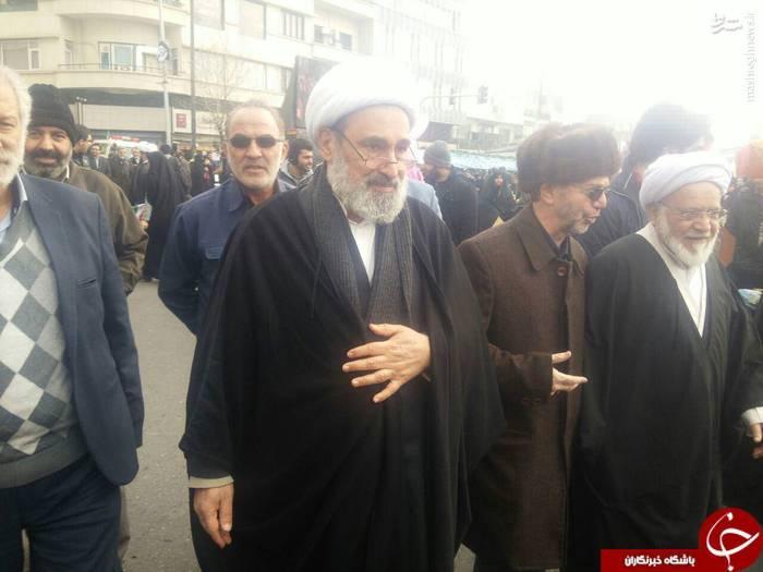 حجت الاسلام مصباحی مقدم و حجت الاسلام رحیمیان