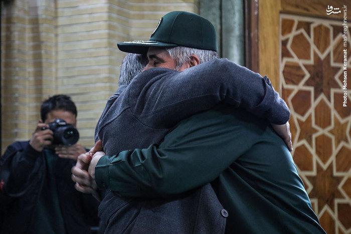 سردار علی فضلی، جانشین رئیس سازمان بسیج مستضعفین