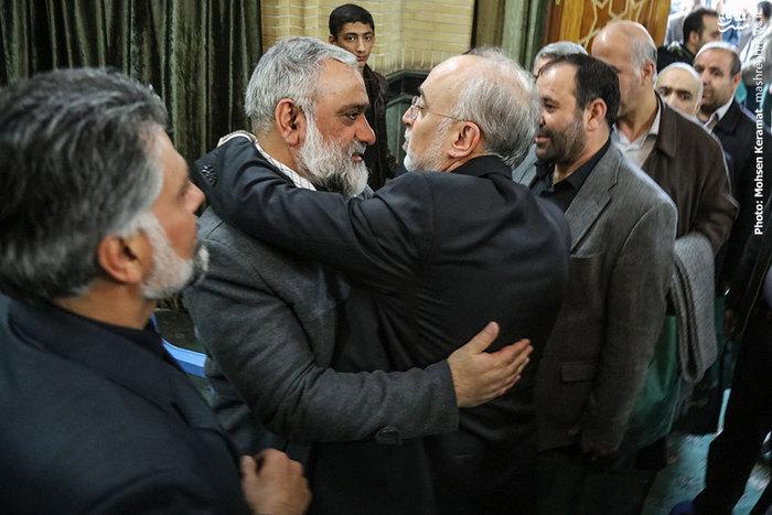 دکتر علی صالحی، رئیس سازمان انرژی اتمی