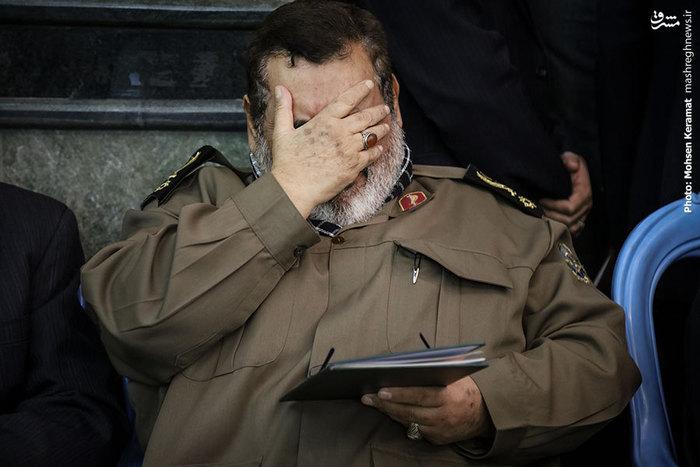 سرلشکر فیروزآبادی، فرمانده سابق ستاد کل نیروهای مسلح