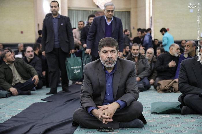 سردار رمضان شریف، مسئول روابط عمومی سپاه پاسداران