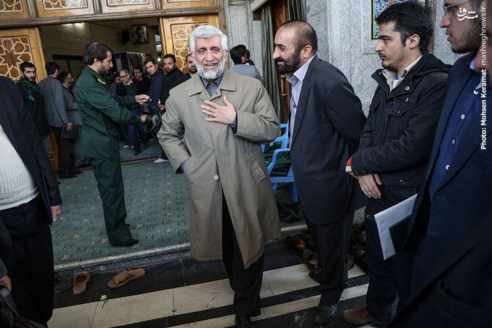 سعید جلیلی، عضو مجمع تشخیص مصلحت نظام