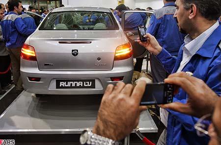 رانا، دومین برند ایران خودرو  در بازار