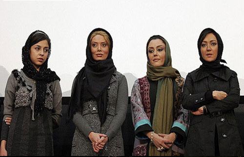 عکس بازیگران ایرانی فرش قرمز
