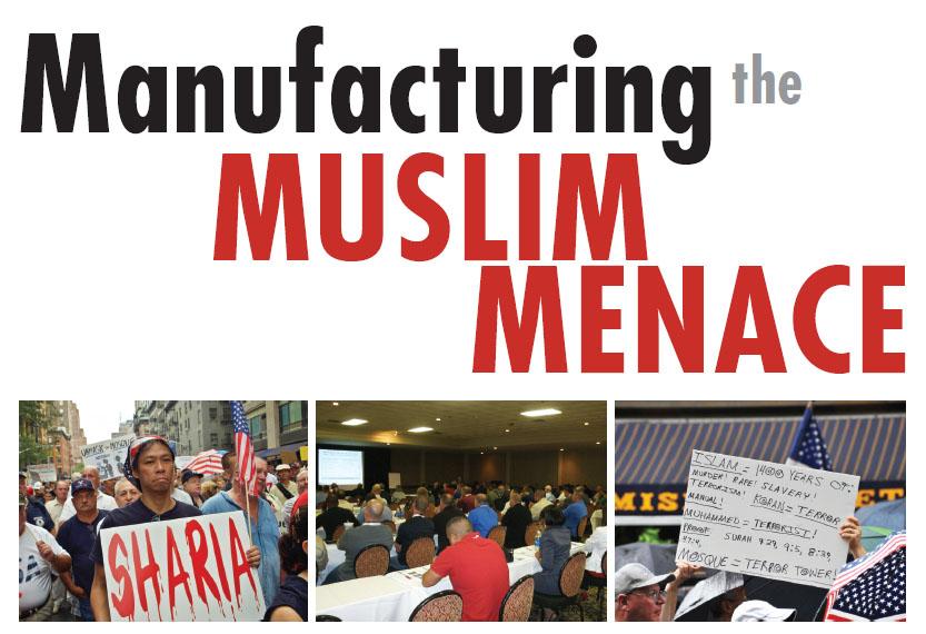 ایجاد ترس از مسلمانان