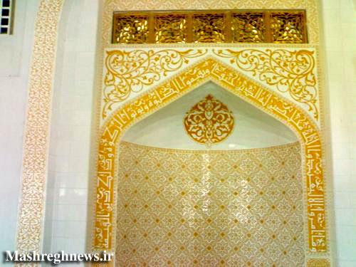 مسجد کریستال در ترنگانو مالزی