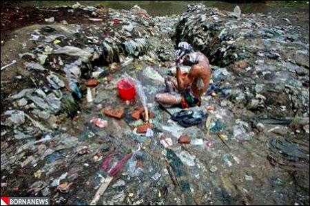 عکس تمیزترین حمام جهان