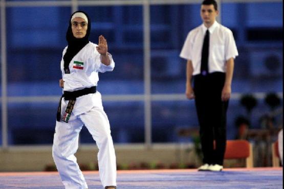 آیا حجاب زنان ورزشکار ایرانی، اسلامی است؟