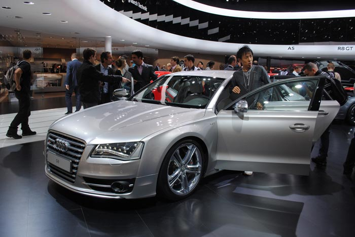 گزارش تصویری از نمایشگاه خودرو فرانکفورت