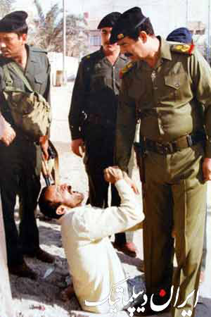 عکس های منتشر نشده ی صدام حسین! 99505_661