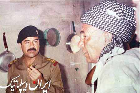 عکس های منتشر نشده ی صدام حسین! 99509_826