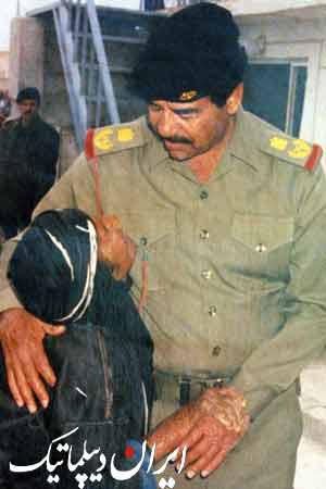 عکس های منتشر نشده ی صدام حسین! 99511_845