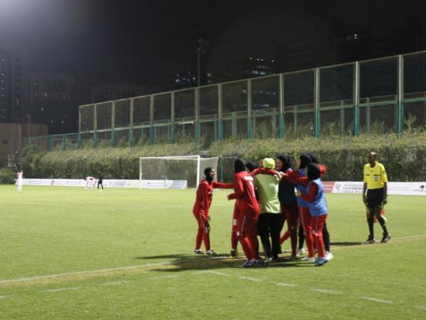 عکس های /تیم ملی فوتبال زنان در ابوظبی