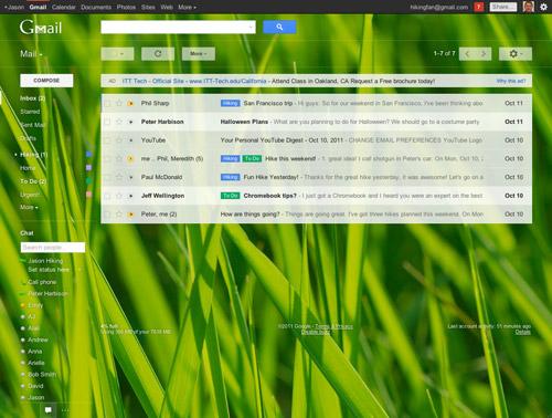 3tare.com | چهره جدید Gmail را ببینید/ عکس