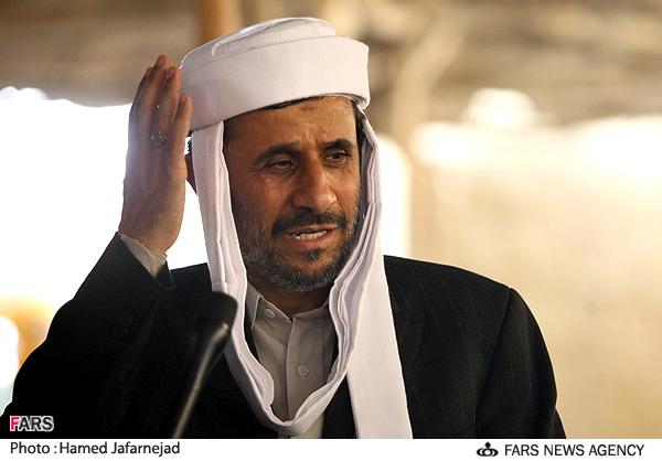 عکس/ چهره ای متفاوت از احمدی نژاد