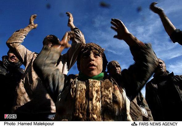 عاشورای حسینی در لرستان