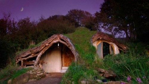 خانه ای به سبک افسانه ها و رویاها! + عکس TAFRIHI.com