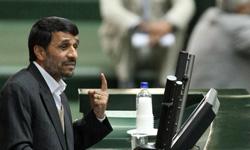 احمدینژاد عدالت مبارزه با رانت ویژهخواری