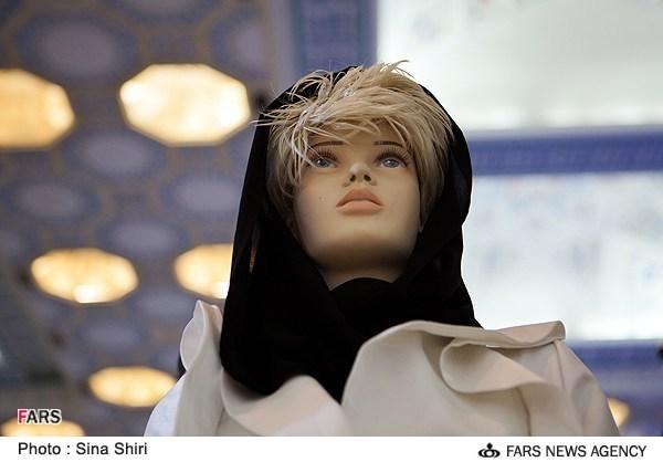 مانکن فشن در جشنواره لباس فجر! /عکس