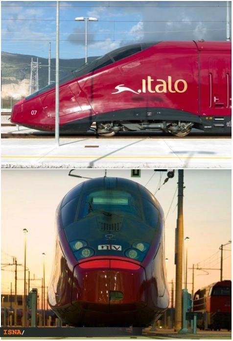 159060 353  پيشرفتهترين قطار پرسرعت اروپا +عکس