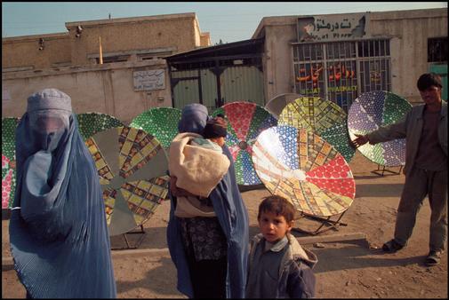 عکس/ بازار دیش در کابل