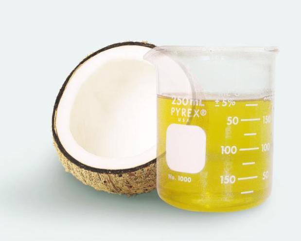 Kerala Baño Infantil:Coconut Oil