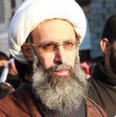 پیام تسلیت محمد صادقی دبیر تشکل امید در پی شهادت شیخ نمر