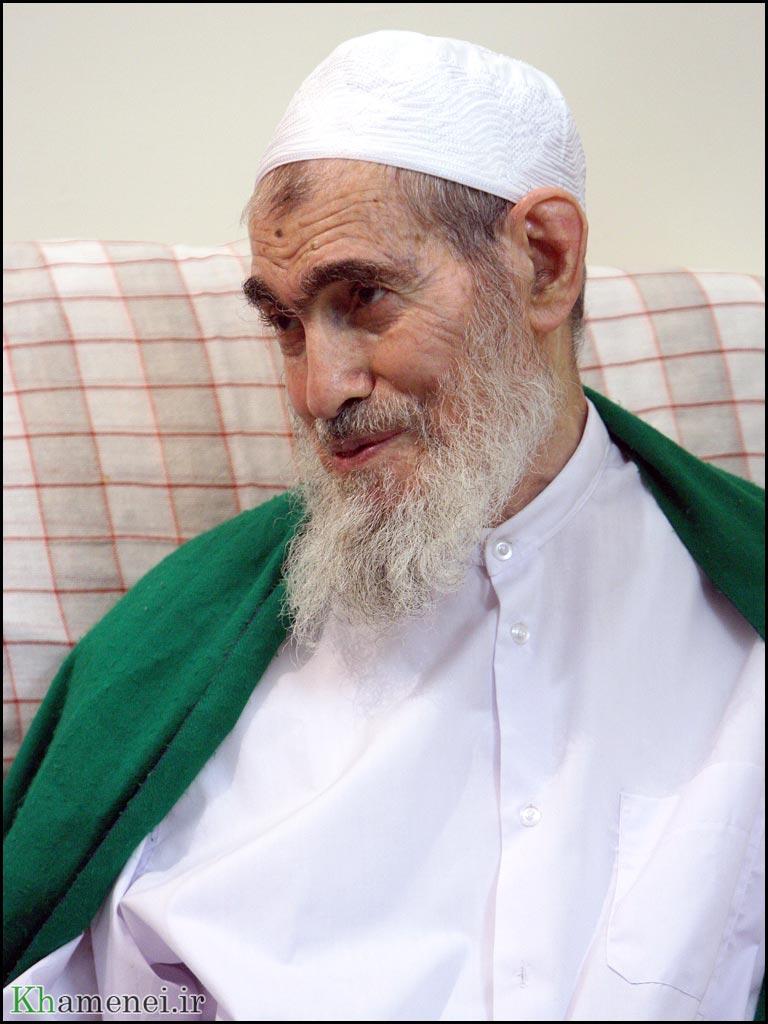 درسهای اخلاق مرحوم آ یت الله حاج میرزا علی مشکینی