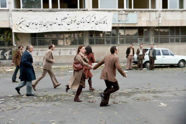 عکس/شبیهسازی تهران ۵۹ در هالیوود