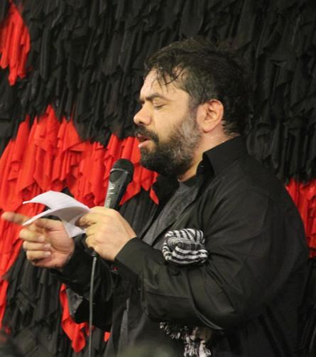 دانلود مداحی مثل یک کبوترم من با صدای محمود کریمی