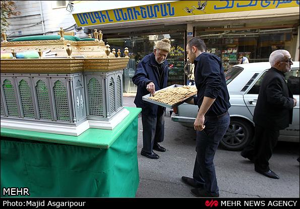 عکس امام حسین روز عاشورا