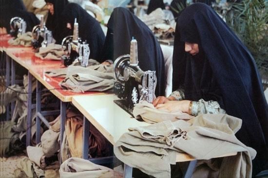زنان غیرتمند ایرانی