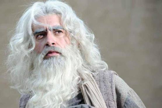 468480 411 - عکس/چهره متفاوت شهاب حسینی در فیلم خودش