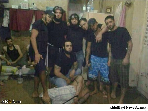 کلیپ شکنجه داعش