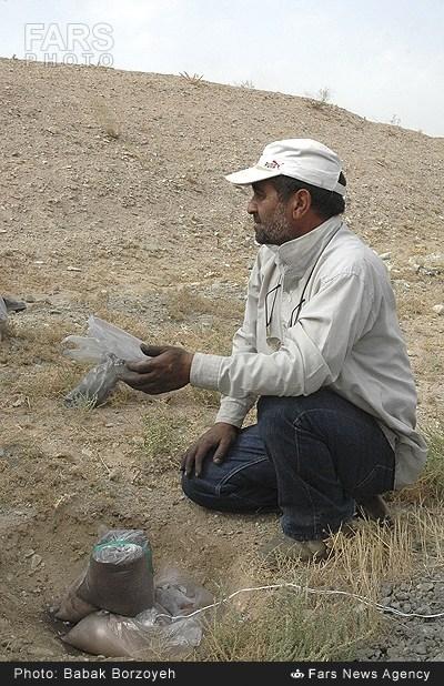 چه کسانی در حادثه انفجار فیلم ده نمکی کشته شدند؟ (تصاویر)