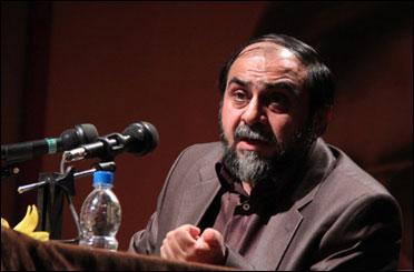 رحیمپور ازغدی در جشنواره عمار: