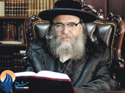 خاخام اعظم یهودیان لوطاهور
