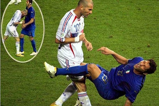 جالب ترین صحنه های جام جهانی