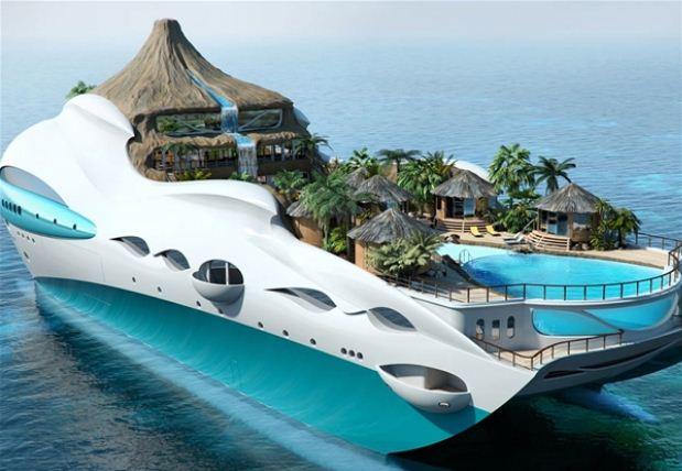 عکس: قایق های تفریحی لوکس